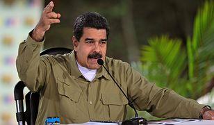 USA nie uznają wyborczego zwycięstwa prezydenta Maduro