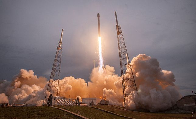 Polska i Ukraina zbudują wspólną rakietę nośną?