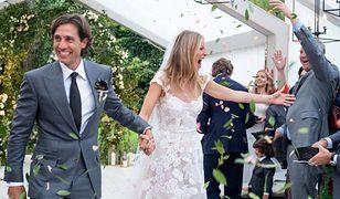 Gwyneth Paltrow w sukni ślubnej. Fani zachwyceni