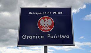 Utrudnienia przed polską granicą
