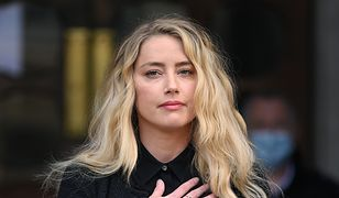Amber Heard wciąż oskarża byłego męża  (Photo by Karwai Tang/WireImage)