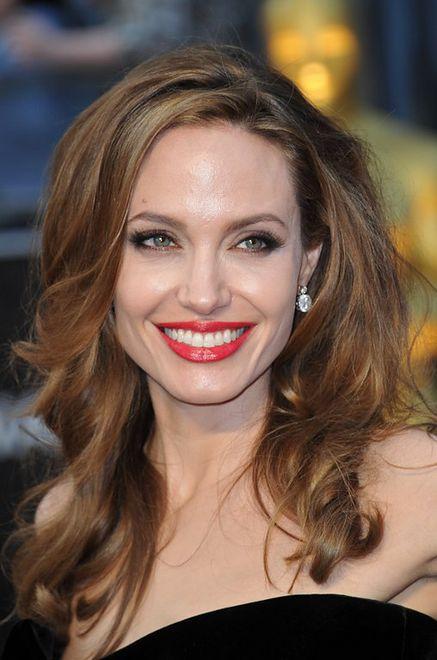 Najseksowniejsze usta w Hollywood: naturalne i piękne