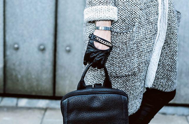 Piękne rękawiczki ze skóry - pomysł na prezent