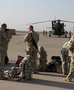 Koronawirus. Polscy żołnierze nie mogą wrócić do domów. Utknęli w Kuwejcie