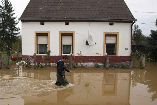 Powodzie w Słowenii, Chorwacji i Bośni