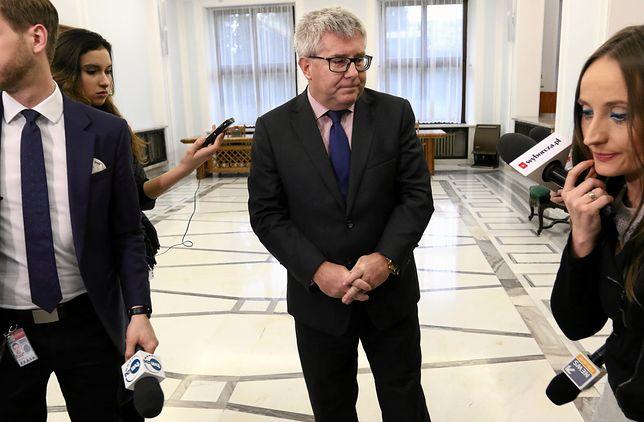 """""""Czarnecki poległ"""". Pierwsza taka decyzja w historii"""