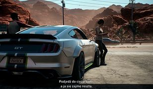 """Tak wygląda nowe """"Need for Speed"""" w akcji. Jest moc!"""