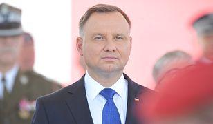 Andrzej Duda spotkał się z Polakiem wracającym z Mińska