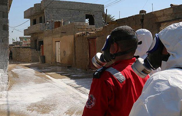 Rosja gotowa do rozmów z USA ws. użycia broni chemicznej w Syrii