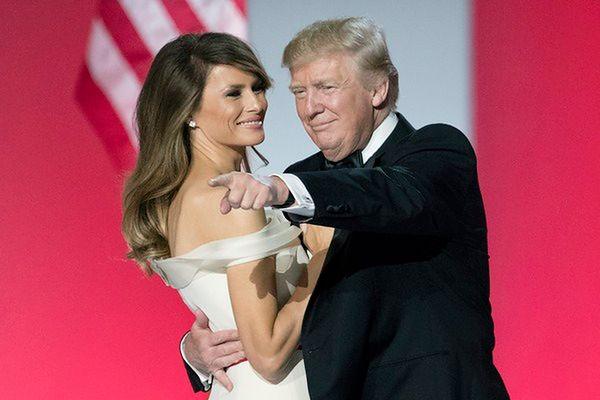 Prezydent Donald Trump rozpoczął urzędowanie