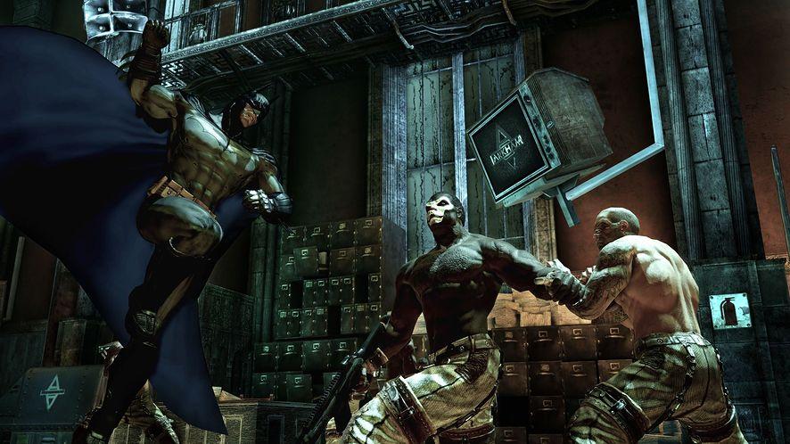 Batman: Arkham Asylum będzie mieć elementy RPG