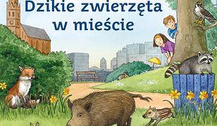 Mądra Mysz. Dzikie zwierzęta w mieście