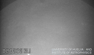 Opublikowano wyniki badań uderzenia meteorytu w Księżyc