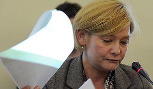 """Posłanka PiS straci immunitet za """"pocałujcie mnie w d...""""?"""