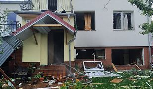 Wybuch gazu Białystok. Straż Pożarna pokazała zdjęcia zniszczonego domu (fot. straz.bialystok.pl)