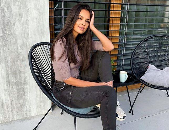 """Klaudia El Dursi w """"Top Model"""""""