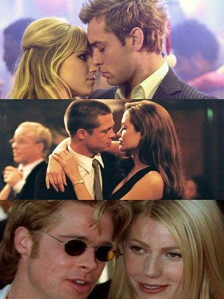 Kochali się nie tylko na planie