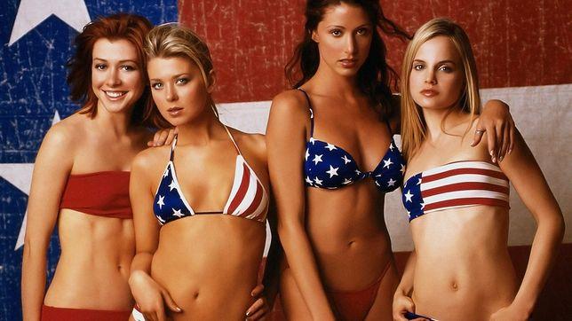"""Dziewczyny z """"American Pie"""" A.D. 1999"""