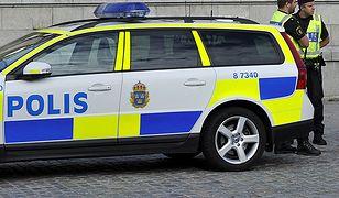 Atak nożownika w Szwecji. Raniono policjanta