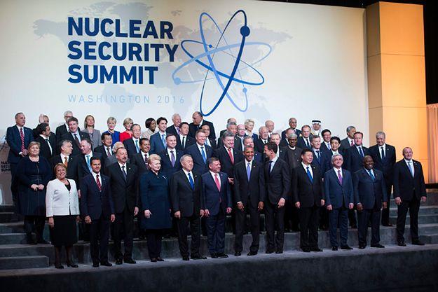 Barack Obama: terroryści nie mają broni nuklearnej