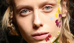 Świat mody zachwycony makijażem Preen