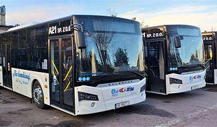 Żory. Nowe autobusy na miejskich liniach, są większe i wygodniejsze