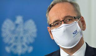 Pierwszy dzień szczepień przeciw COVID-19. Apel ministra zdrowia Adama Niedzielskiego