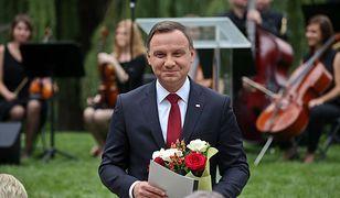 Tosia zgubiła misia. W poszukiwaniach pomaga prezydent Andrzej Duda!