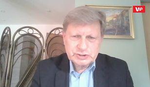 """Dodatek solidarnościowy. Leszek Balcerowicz docenia pomysł, ma jedno """"ale"""""""