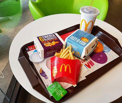 Co zjeść w McDonald'sie, będąc na diecie?