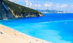 Wyspa Zakynthos w Grecji to popularny turystycznie kierunek