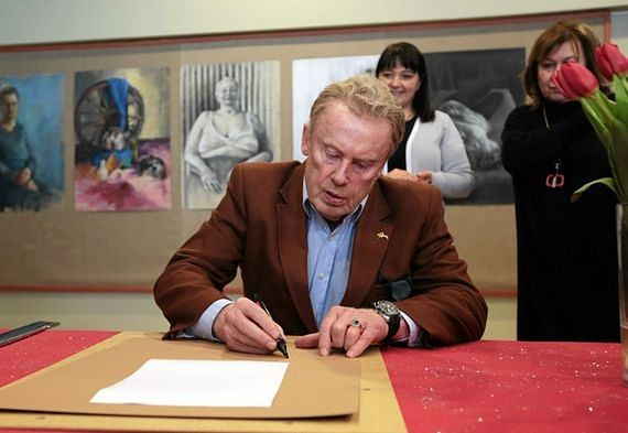 Znamy decyzję. Olbrychski otrzyma tytuł Honorowego Obywatela Warszawy