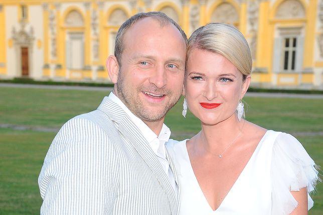 Borys Szyc i Justyna Nagłowska - on walczył z alkoholizmem, ona z depresją