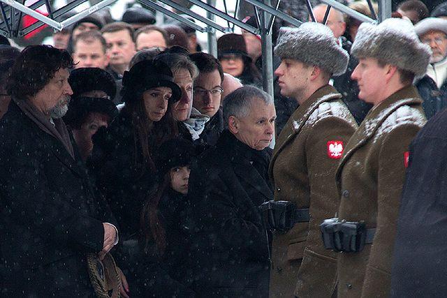 Ostatnie pożegnanie Jadwigi Kaczyńskiej