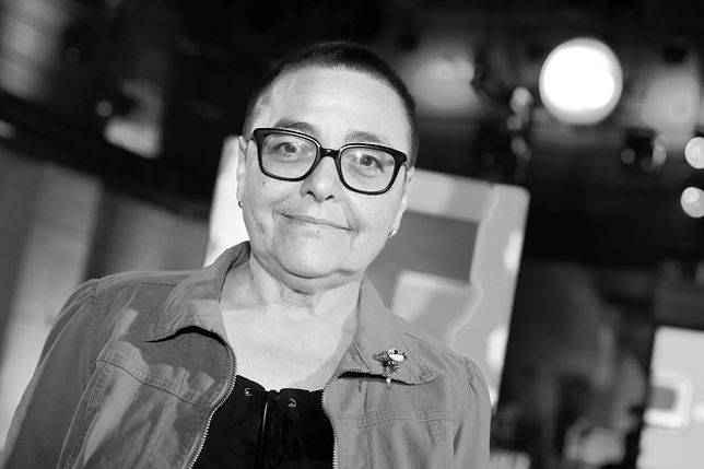 """Lidia Ostałowska od 1989 roku była związana z """"Gazetą Wyborczą"""""""