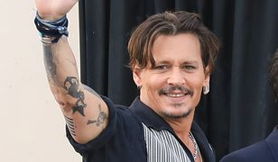Johnny Depp bardzo się zmienił przez ostatnie 25 lat