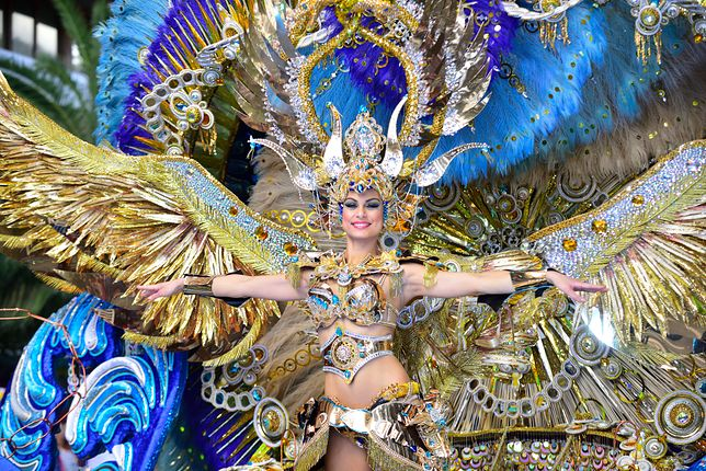 23 lutego – 5 marca: Karnawał w Santa Cruz
