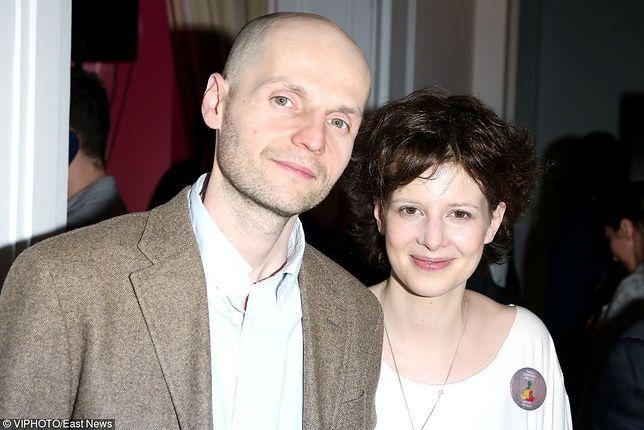 Iwan Wyrypajew i Karolina Gruszka