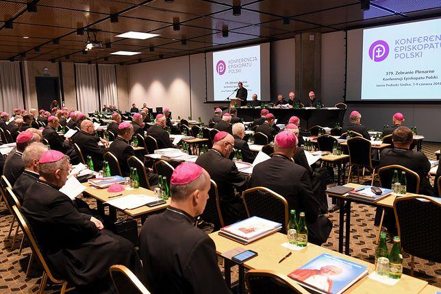 Zebranie Konferencji Episkopatu Polski