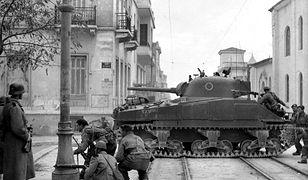Wojna domowa w Grecji dała Stalinowi pretekst do pacyfikowania Europy Wschodniej