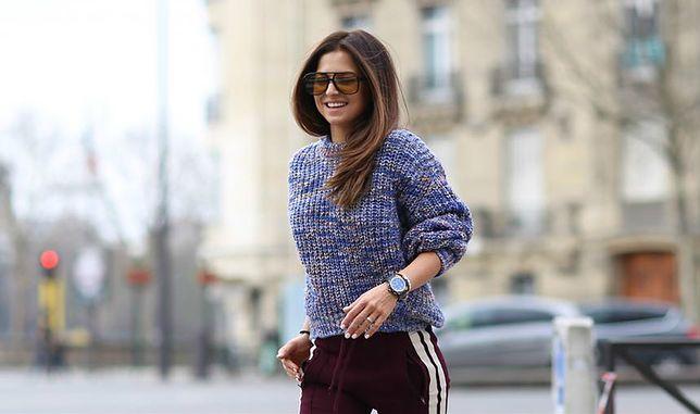 Wbrew obiegowym opiniom Anna Lewandowska żywi się nie tylko swoimi fit batonami.
