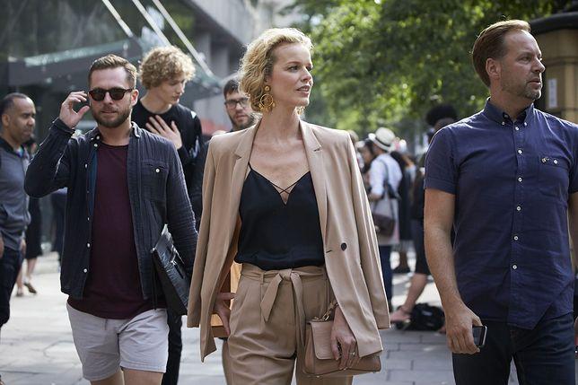 Elegancja w wydaniu czeskiej modelki