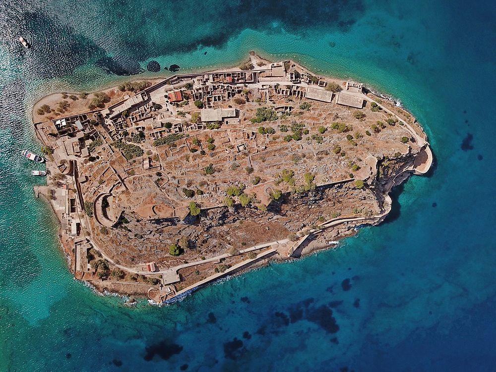 """Przeklęta grecka wyspa Spinalonga. """"Piekło, z którego nie dało się wyjść żywym"""""""
