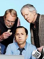 """Już w tę niedzielę w Comedy Central wielka premiera serialu """"Ojcowie"""""""