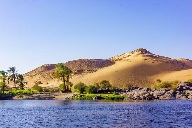 Rejs po Nilu to świetny sposób na zwiedzenie Egiptu