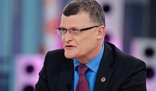 Dr Paweł Grzesiowski nie jest już pracownikiem Centrum Medycznego Kształcenia Podyplomowego