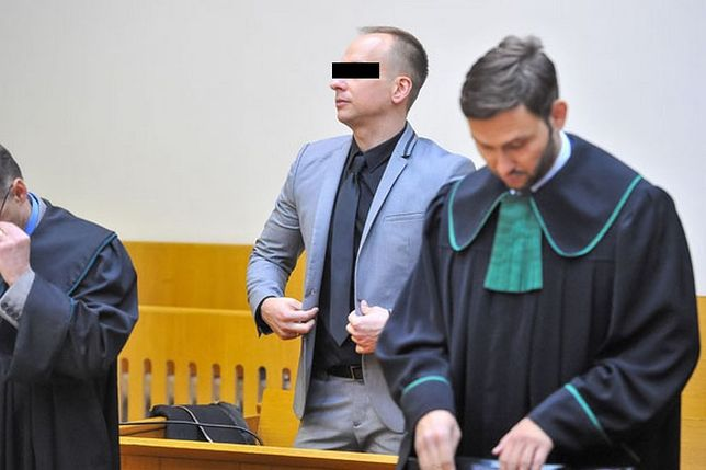 Dariusz K. może jeszcze złożyć zażalenie w sprawie postanowienia sądu
