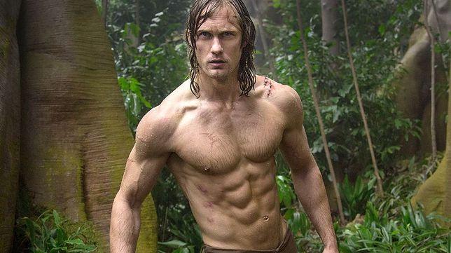"""""""Tarzan: Legenda"""": nowe szaty króla dżungli [RECENZJA DVD]"""