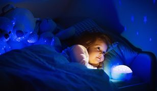 Światło w pokoju dziecka powinno być zarówno nastrojowe, jak i odpowiednio mocne