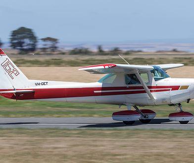 Uczeń i instruktor lecieli Cessną 152 w okolicach Perth w Australii Zachodniej